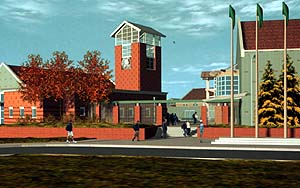 Edmonds Woodway High School