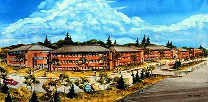 Fairchild Air Force Base Dormitories