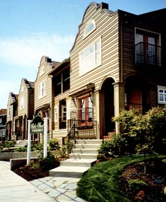 Galer Townhouses