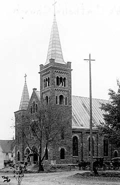 St. Joseph's Church in 1905