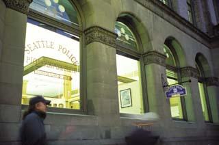 Seattle Police Department Neighborhood Office