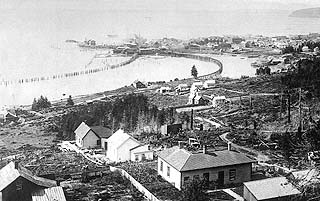 Elliott Bay, 1882