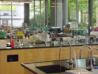 Chemijos kabinetas. GreenChemLab