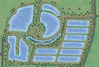 LOTT's Hawks Prairie Reclaimed Water Satellite