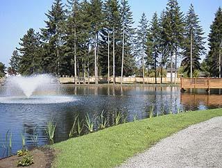 Cochrane Park in Yelm