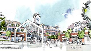 Lake Hills Shopping Center's future