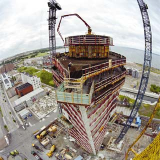 54-story Turning Torso
