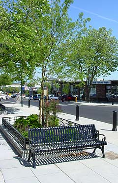 Town Square in Burien
