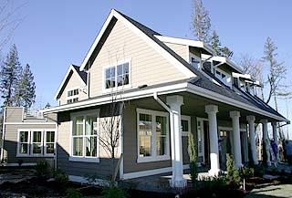 Built Green Idea Home