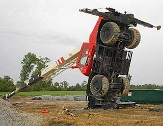 crane tip-over