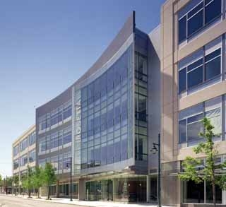 Rosetta Inpharmatics building