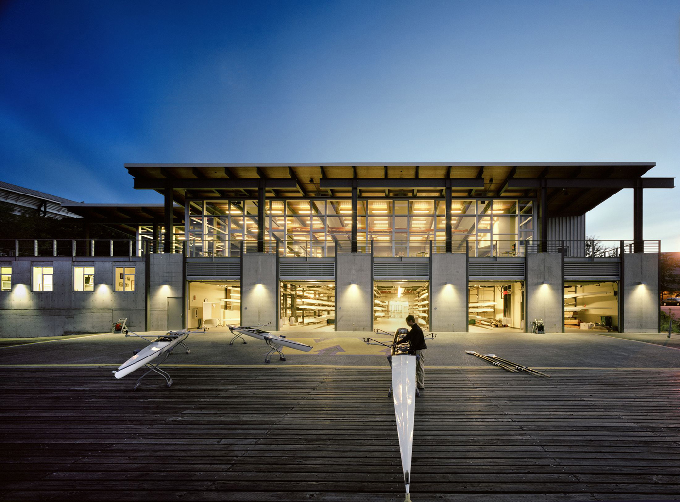 ... Architecture & Engineering - AIA Project of the Month: UW's new