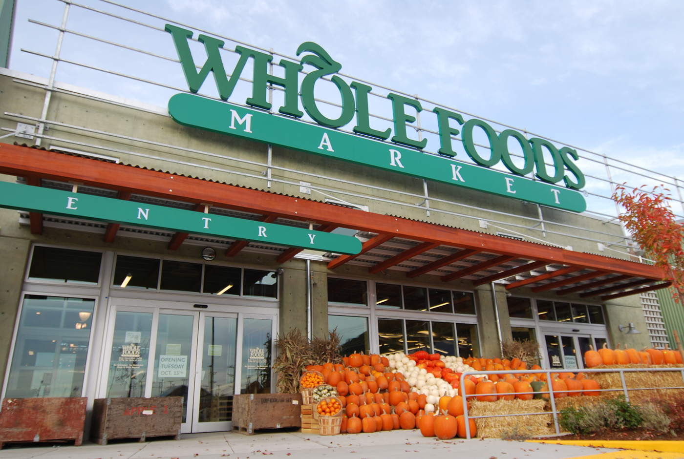Whole Foods Interbay Store