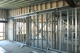 Inter Steel Structures Inc Used Light Gauge Steel To Make