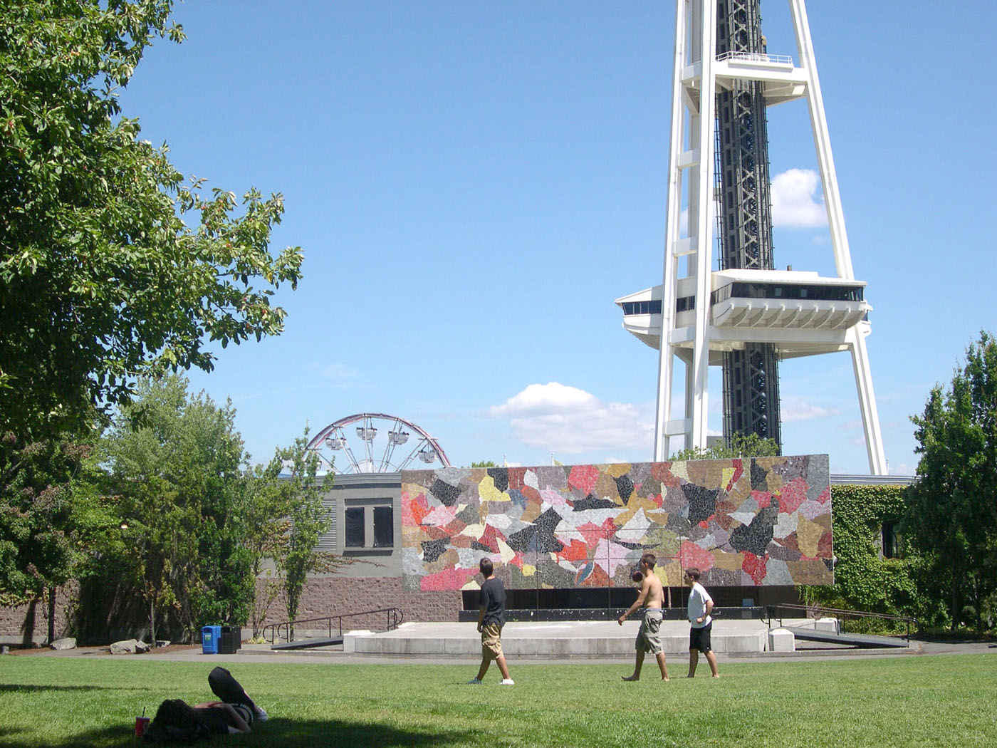 Northwest folklife festival for Concerts at the mural seattle