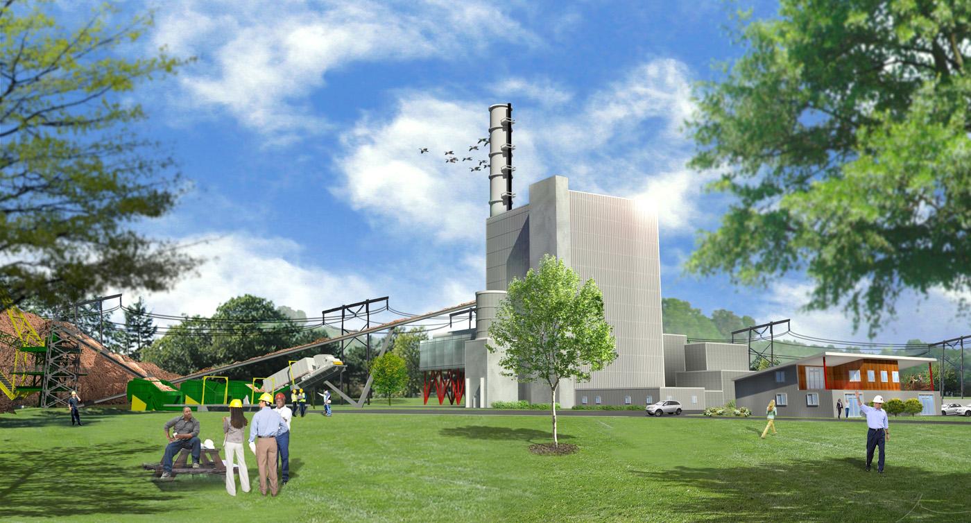 biomass energy plant - photo #36