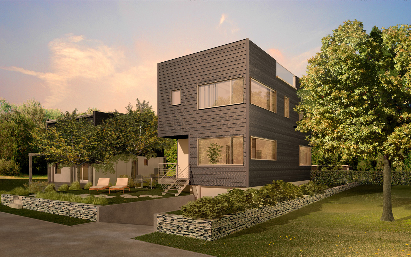Green Home Design Seattle