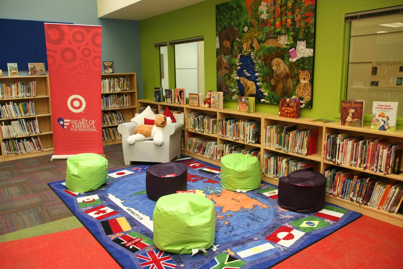 Childrens Library Design On Pinterest Library Design