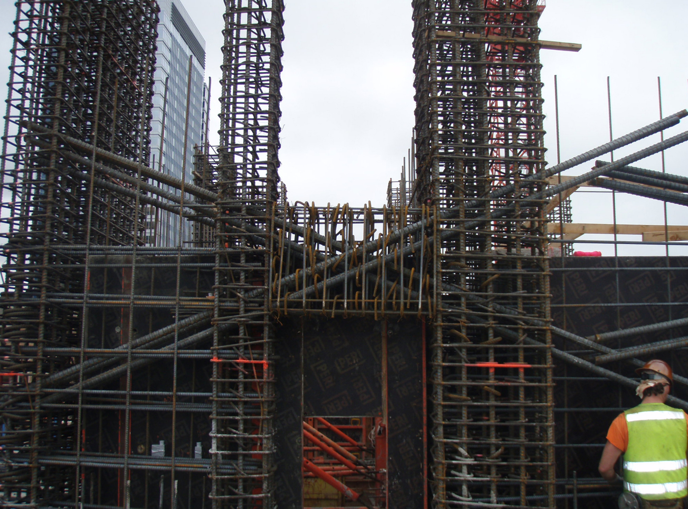 Rebar Detailing School : Seattle daily journal of commerce
