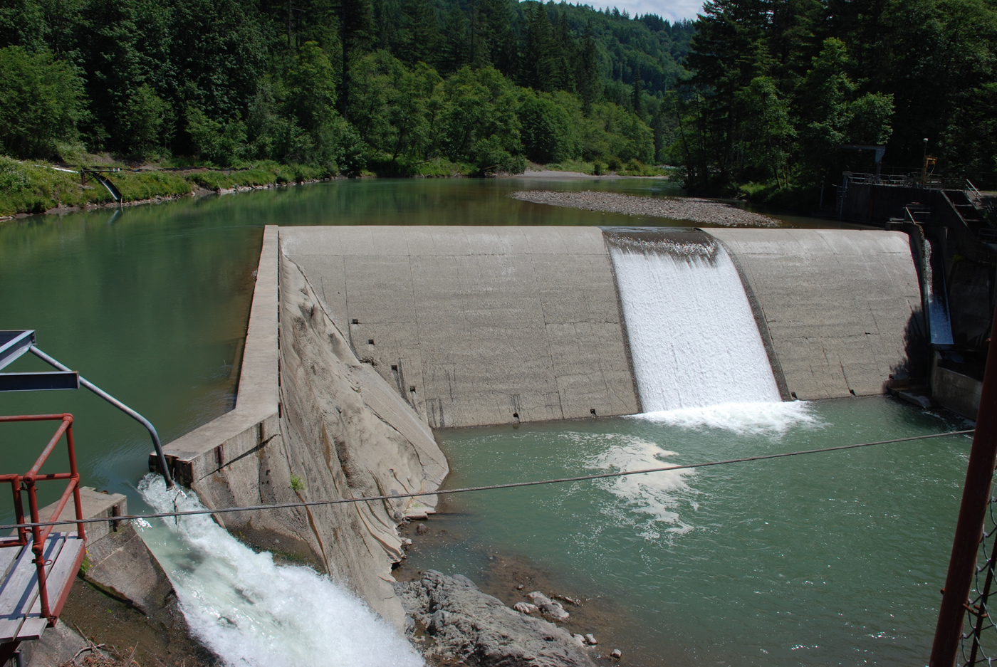 Mini Hydroelectric Dam : Seattle daily journal of commerce