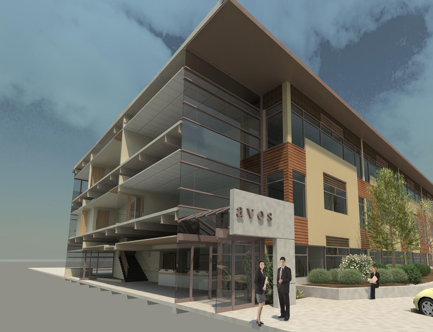 Seattle daily journal of commerce for Architecture firms that use revit