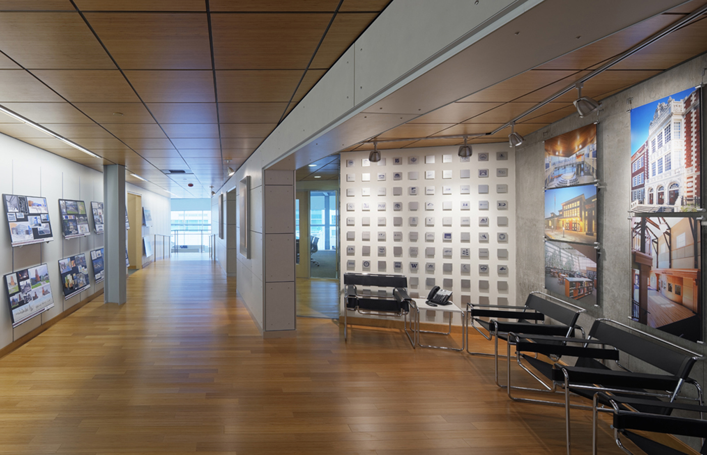 Seattle local business news and data for Architecture firms