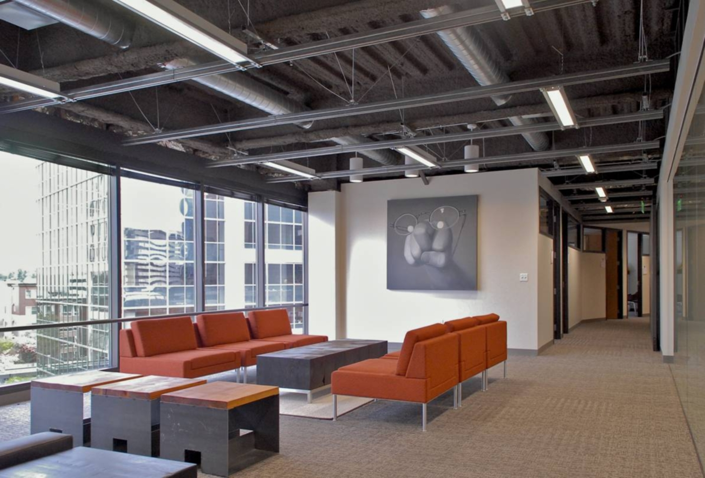 Best 40 office ceiling design inspiration of meshed cloud office 32 best industrial office ceiling images on pinterest office dailygadgetfo Gallery