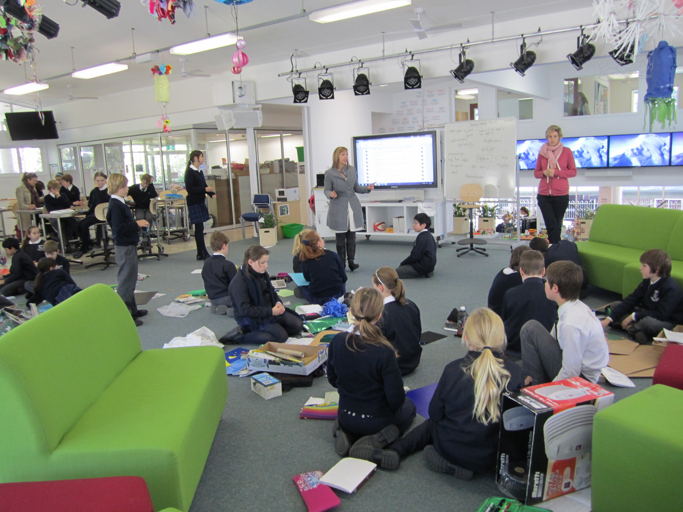 Classroom Design Australia ~ Seattle daily journal of commerce