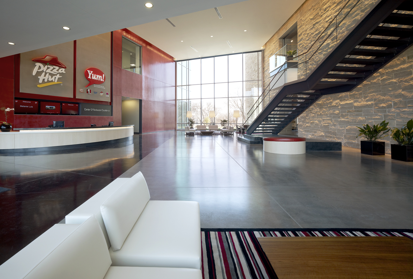 Seattle local business news and data architecture engineering callison does the for Interior design services plano