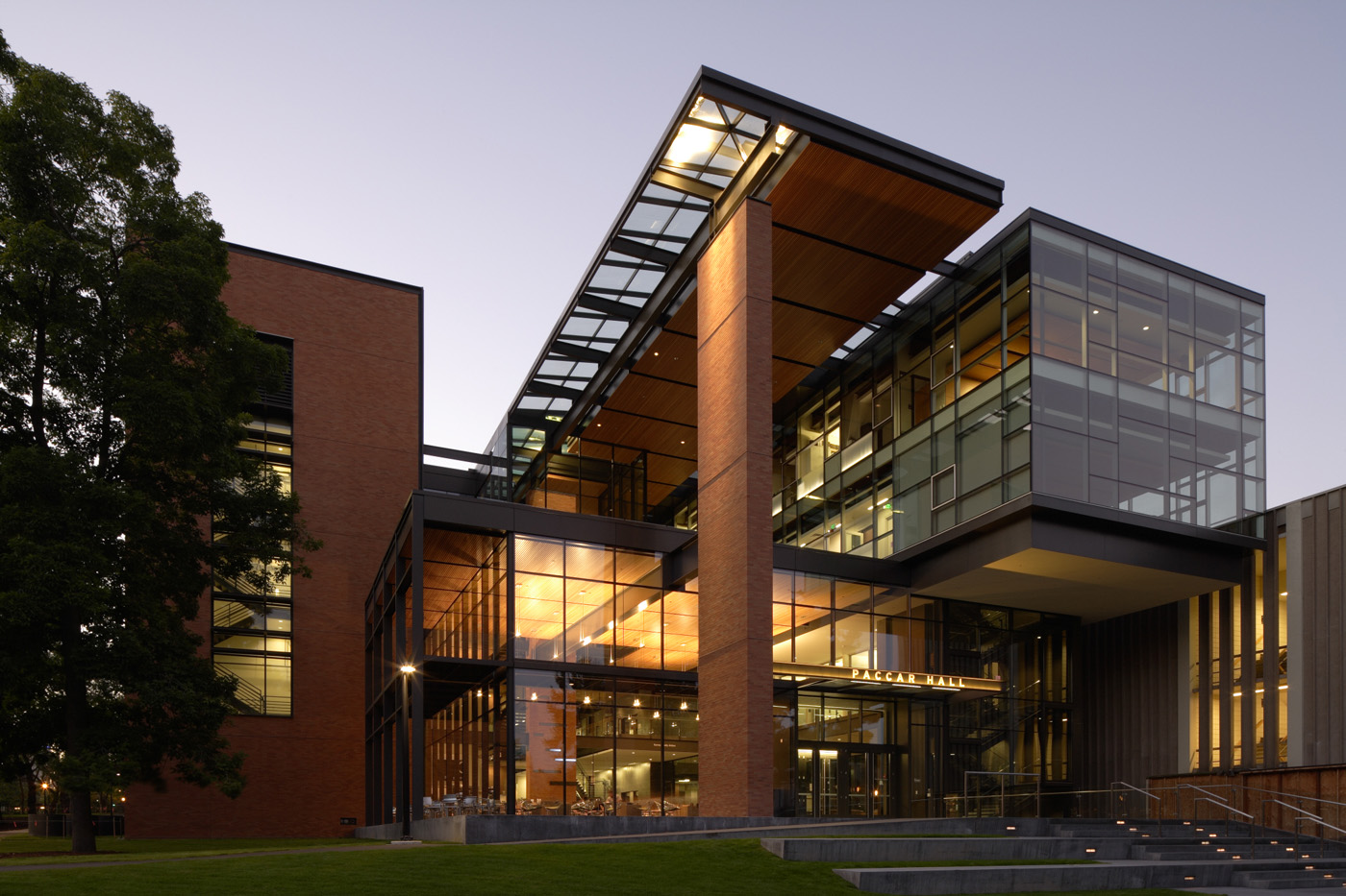 ... Architecture & Engineering - Project of the Month: UW's Paccar Ha...