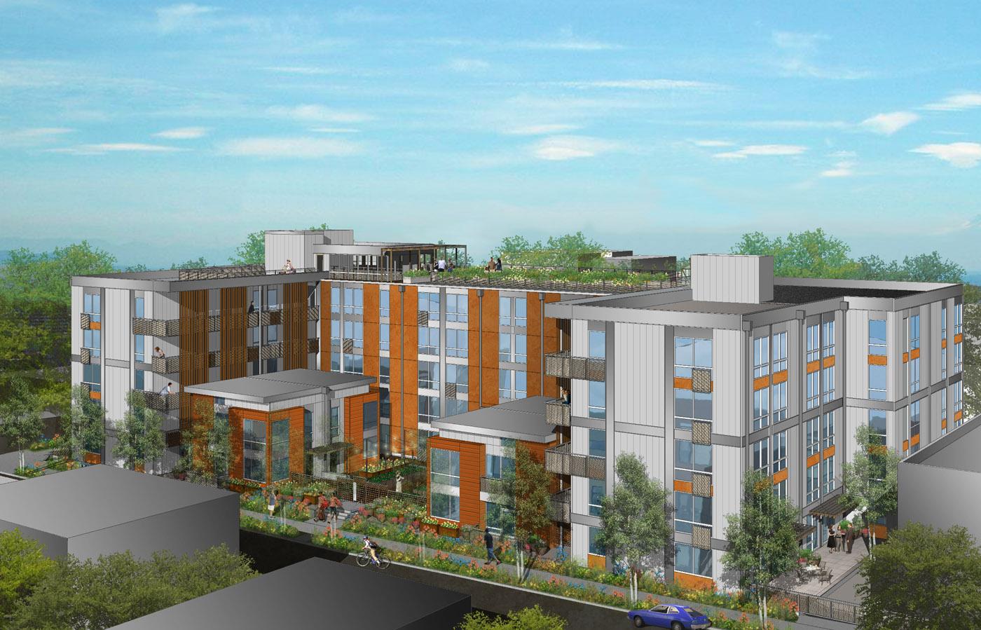 Greenhouse Apartments Columbia City