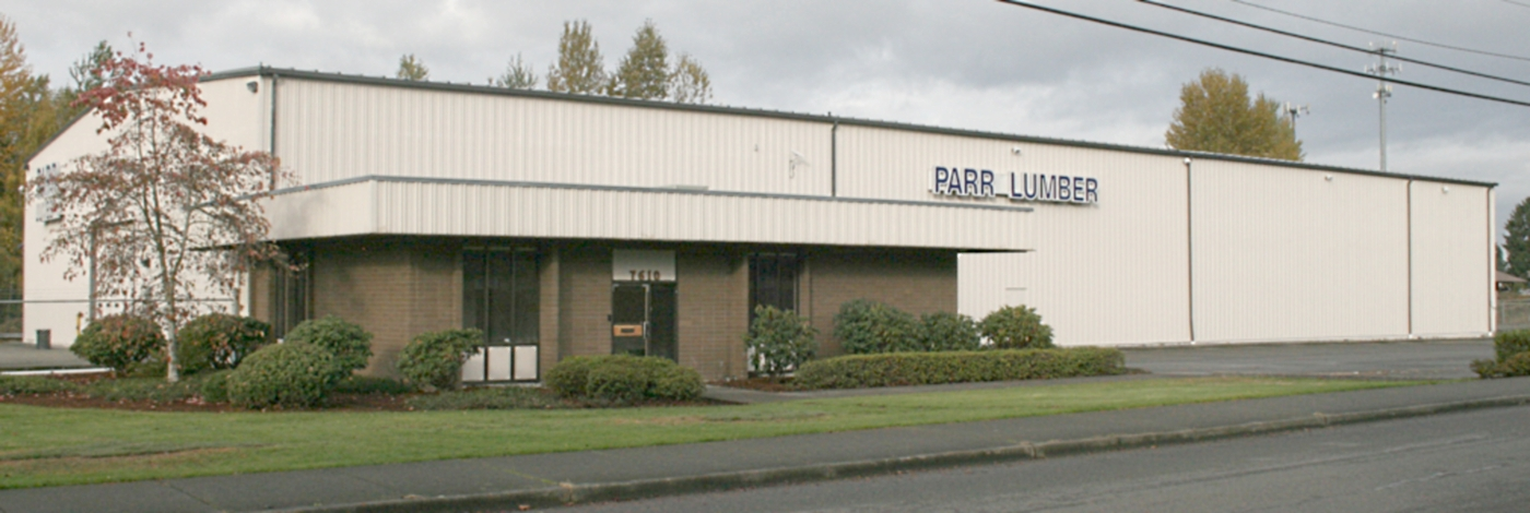 Seattle local business news and data for Parr lumber