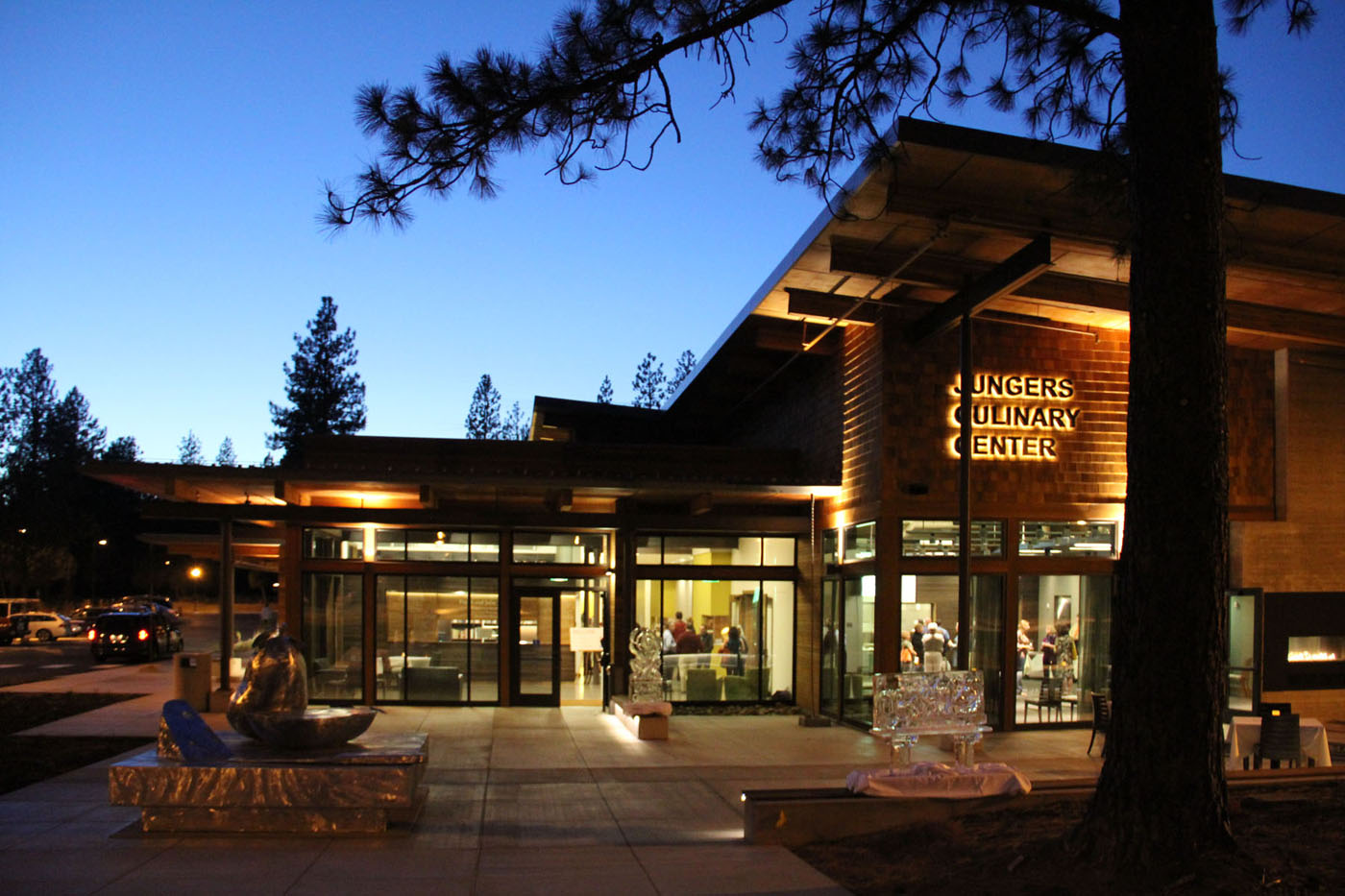Seattle Local Business News And Data Construction Central Oregon Community College