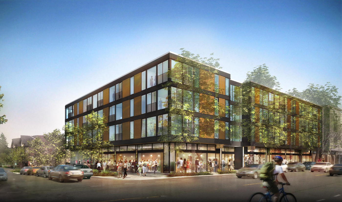Seattle local business news and data real estate for Apartment complex designs
