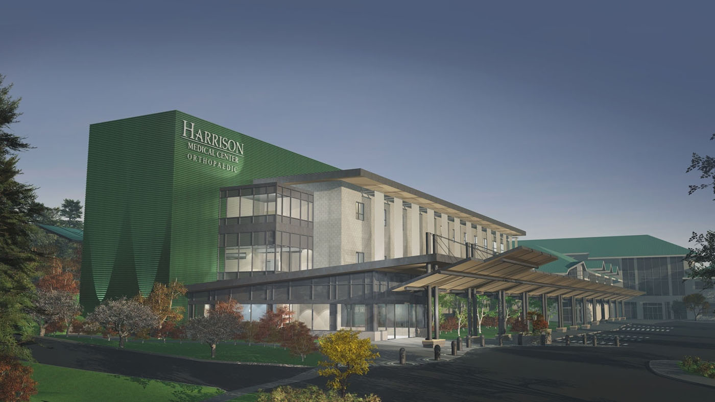 Seattle local business news and data for Harrison architects