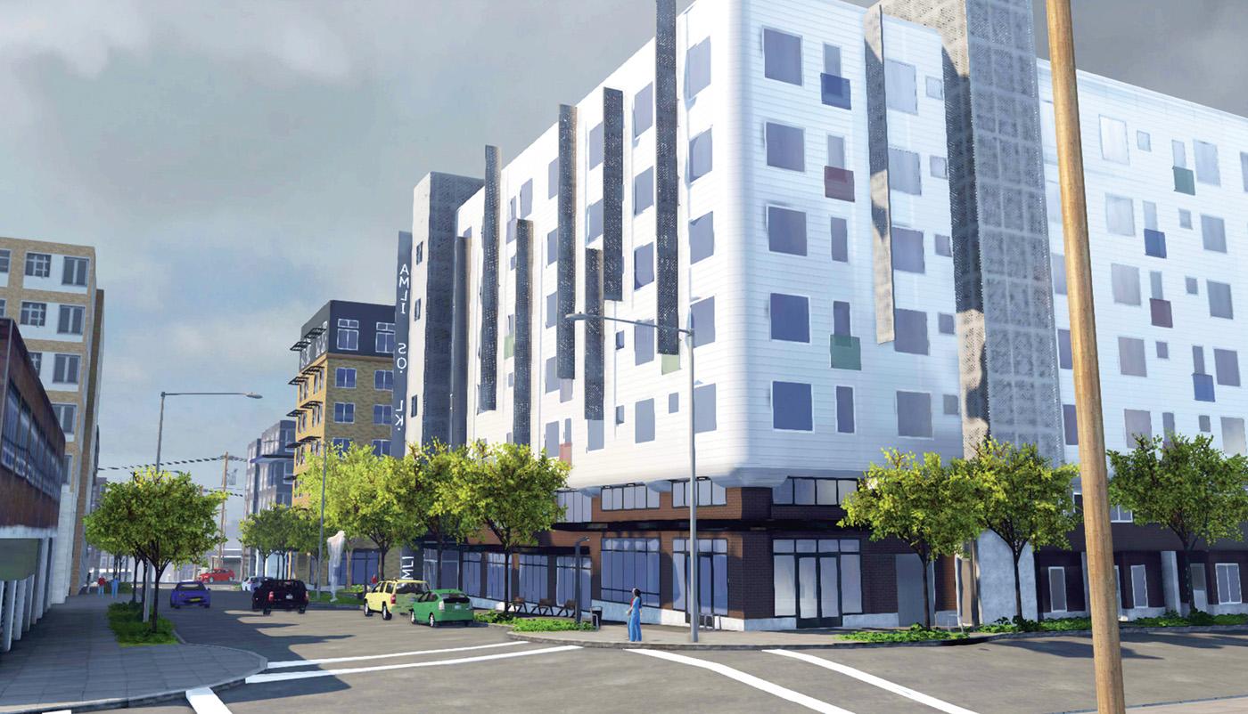 Amli South Lake Union Apartments Seattle