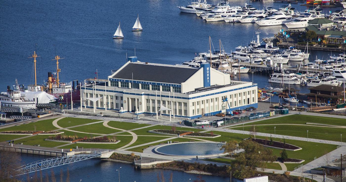 Lake Union Park - Seattle WA 98109 United States Bazumi