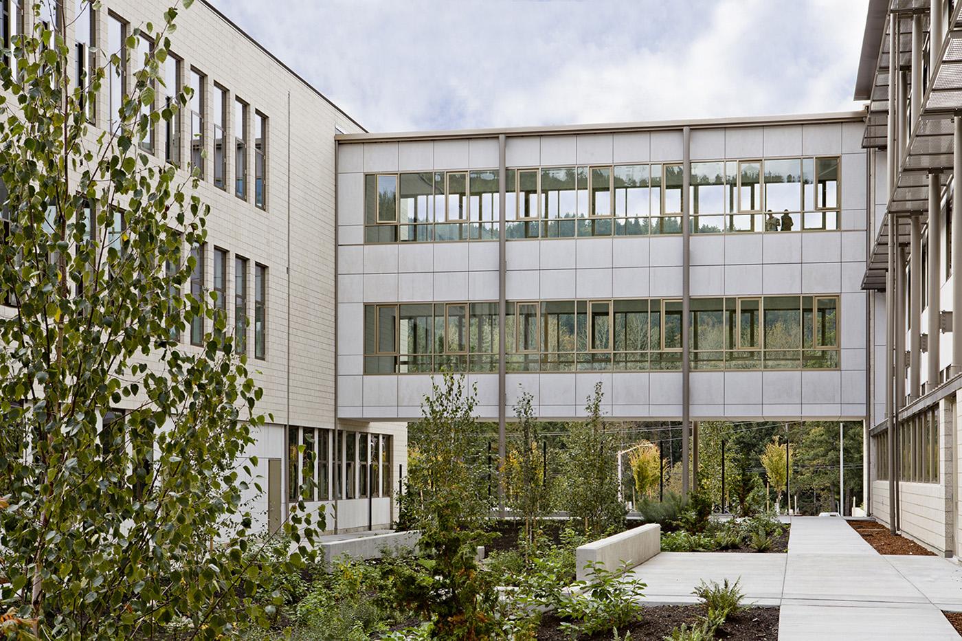 High School Classroom Interior Design ~ Seattle djc local business news and data