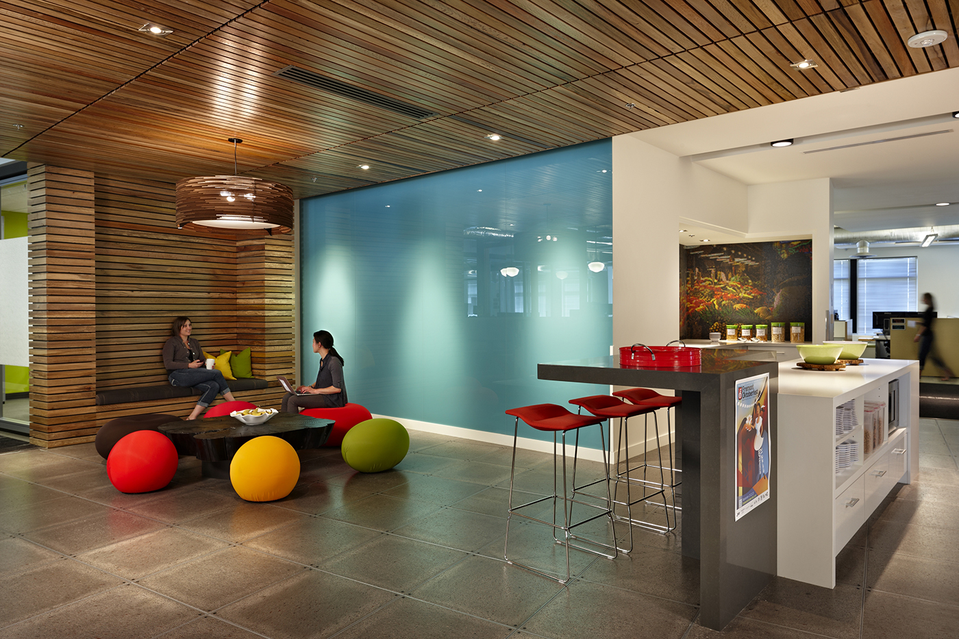 Seattle daily journal of commerce for Big office design
