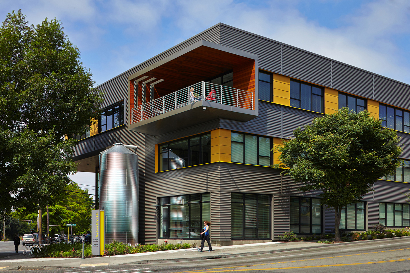 Seattle DJC com local business news and data - Architecture