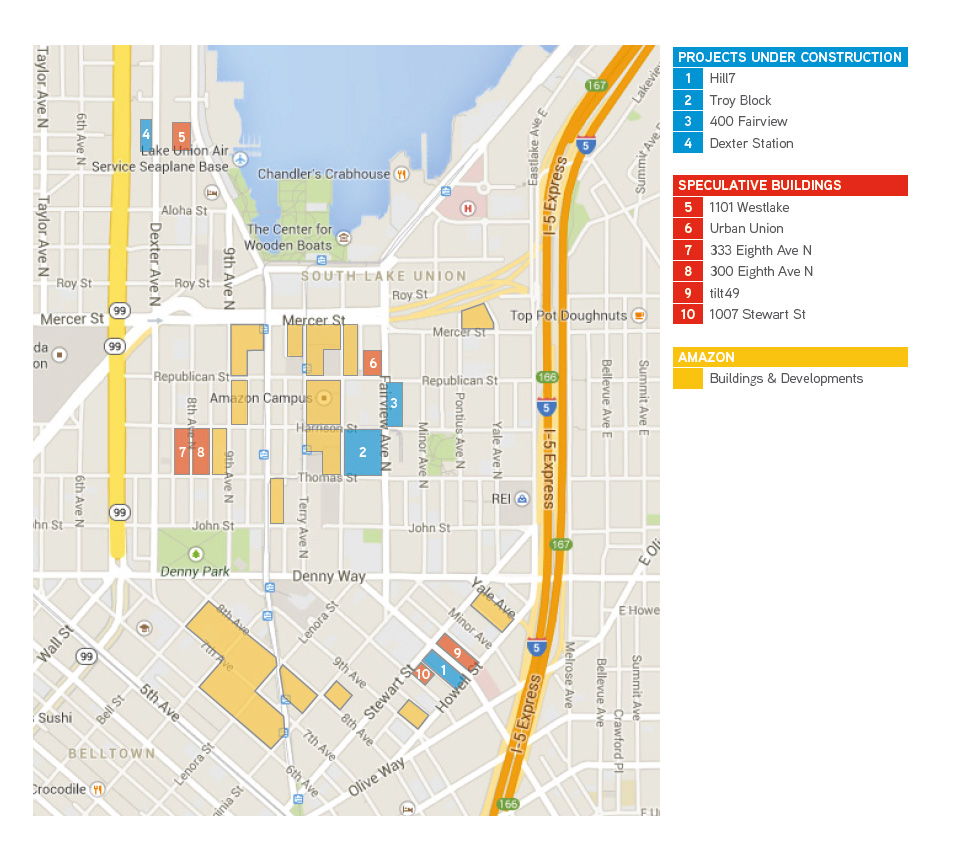 Seattle DJC.local business news and data   Real Estate