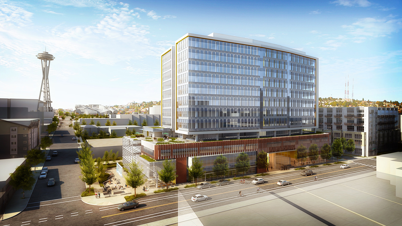 How Big Is 400 Square Feet South Lake Union Dexterville Development News And Photos