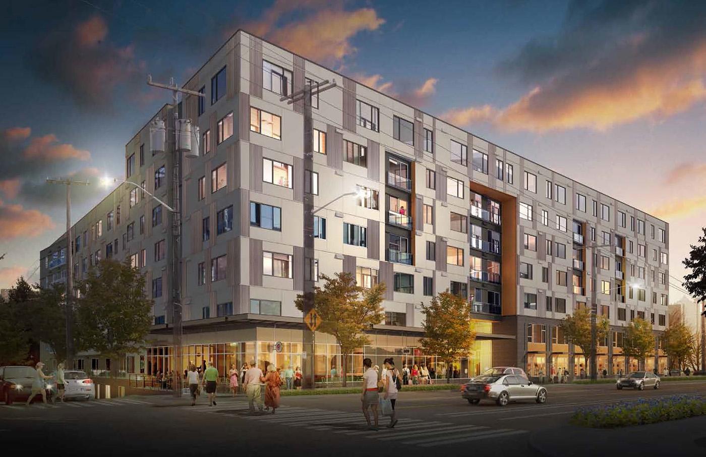 Dexter Lake Union Apartments