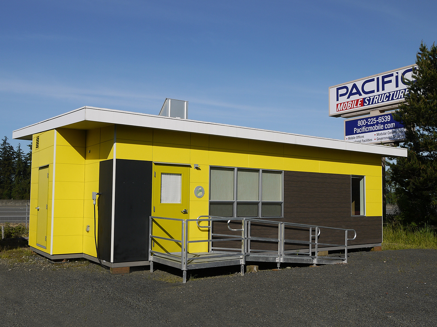Sage Modular Classroom ~ Seattle djc local business news and data environment