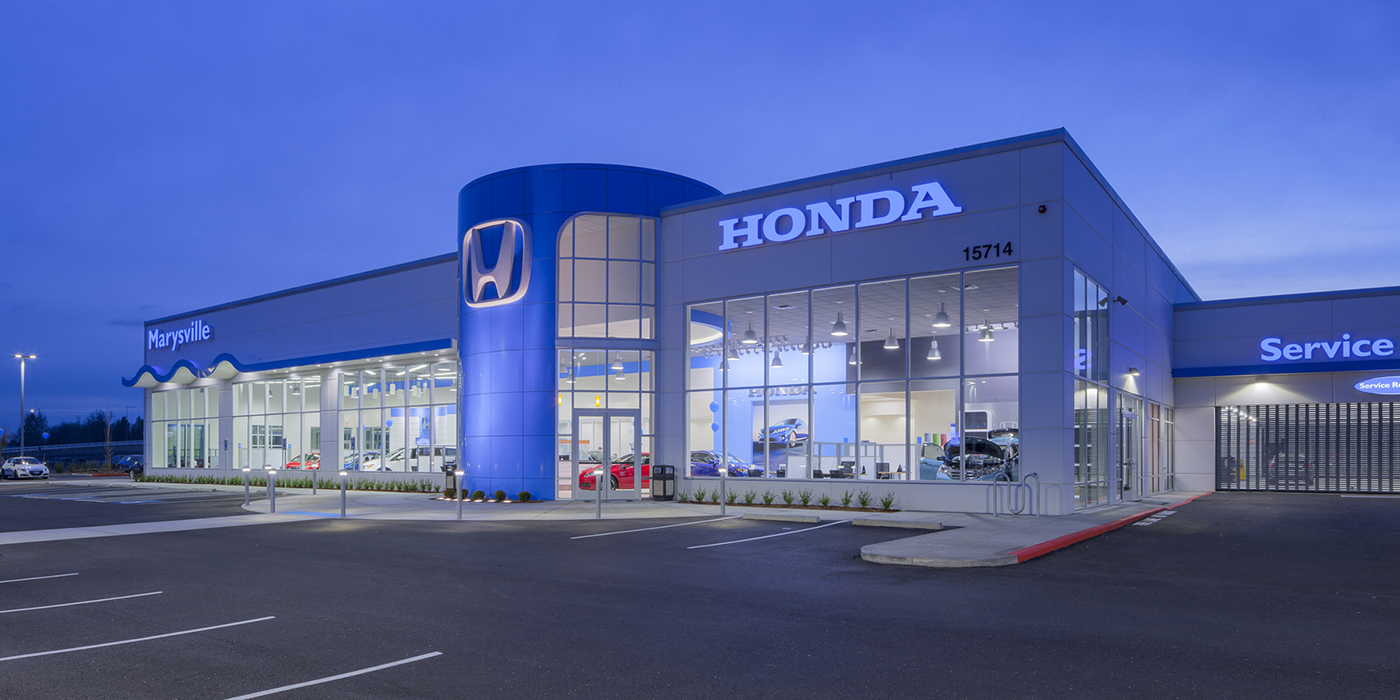 Seattle local business news and data for Honda marysville service