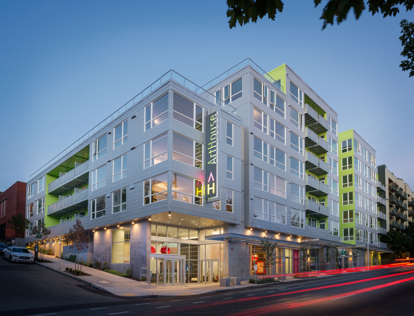Seattle Djc Com Local Business News And Data Real Estate Arthouse Opens Near Art Institute