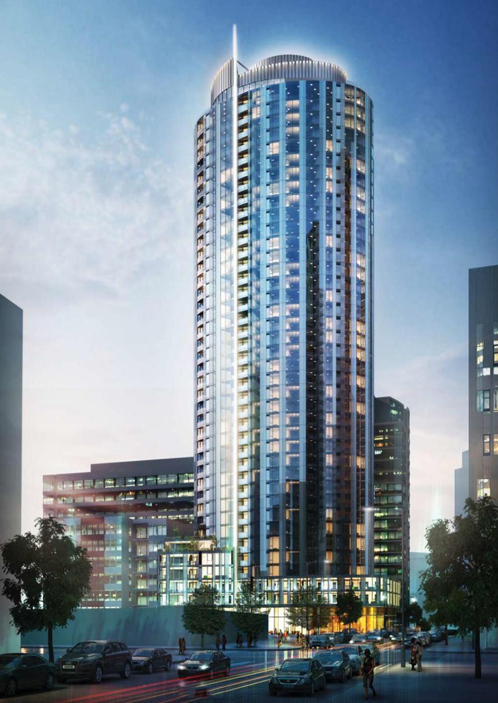Seattle 2202 Eighth Ave Mckenzie 440 Ft 40 Floors