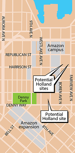 Amazon South Lake Union Campus Map.South Lake Union Dexterville Development News And Photos Page 173