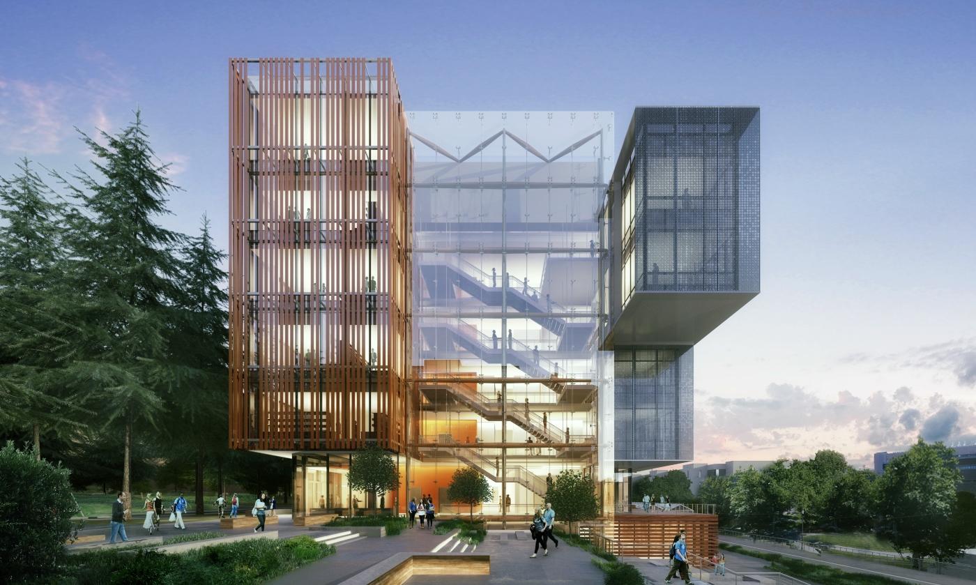Uw New Life Science Building