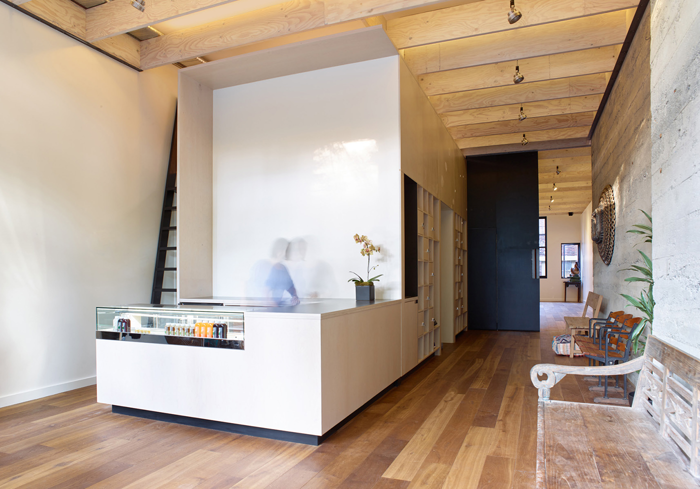 Seattle Djc Com Local Business News And Data Real Estate Modern Yoga Studio Opens In Century Old Building